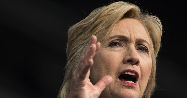 Hillary Demands Police Reform at NAACP, Says High Incarceration of Black Men Is 'Profoundly Wrong'