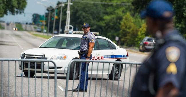 Wisconsin Sheriff: Black Lives Matter Movement Perpetuates 'Anti-police Rhetoric'