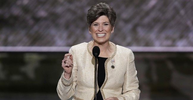 Badly Organized: Rising GOP Star Joni Ernst Is Pushed Off Prime-Time, Speaks To Empty Arena