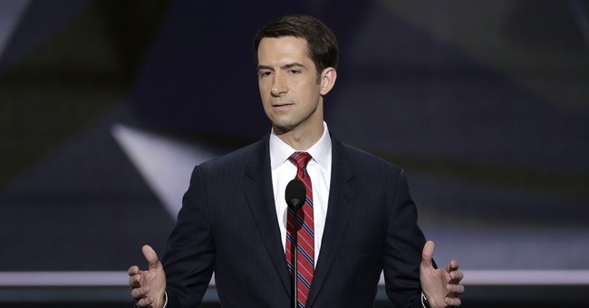 Cotton: Say, Why Did Obama Reject Republicans' Proposal to Fight Russian Disinformation?