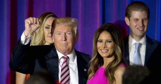 Melania Gives Passionate Speech About Her and Her Husband's Love for America