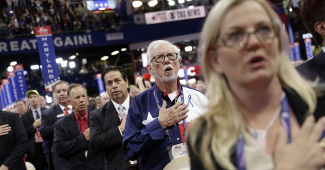 BREAKING: Delegates Walk Off RNC Convention Floor After Rules Adopted