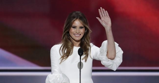 Designer Announces She Won't Work With Melania Trump