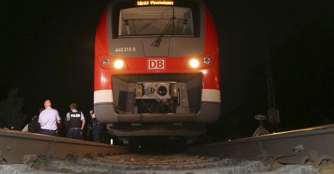 ISIS Claims Responsibility for German Train Attack