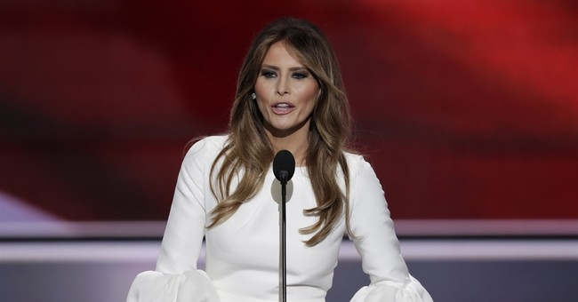 Watch Live: Melania Gives Stump Speech in Pennsylvania