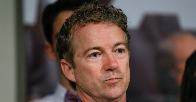 Rand Paul: If Rice's Snooping Wasn't Political…Why Wasn't FBI Involved?