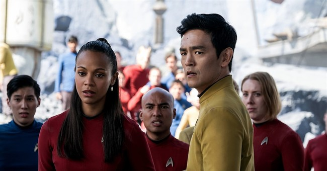 """""""Star Trek Beyond"""" Review: A Satisfying Entry in the Long-Running Series"""
