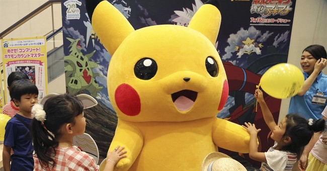 Man Dressed As Pikachu Arrested After Jumping White House Fence