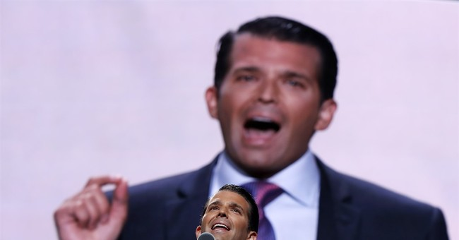 No, Donald Trump, Jr. Didn't Plagiarize His RNC Speech