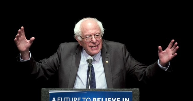WATCH: Delegates Boo, Chant 'We Want Bernie!' After Sanders Says We Need to Elect Hillary