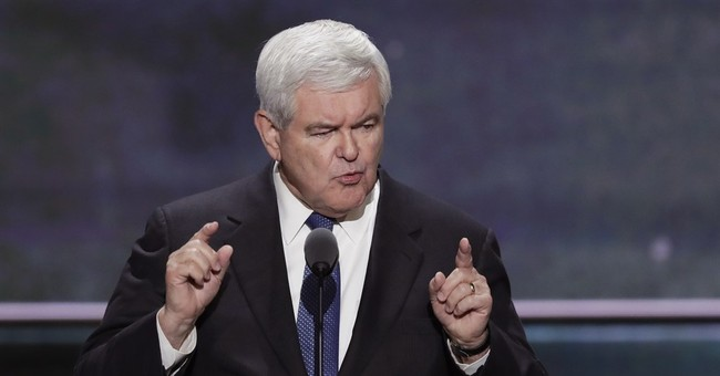 Newt Gingrich Tells Georgia Voters Not to Listen to 'Destructive' Lin Wood and Sidney Powell