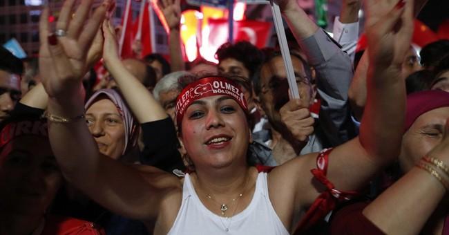 Turkey's Ordeal