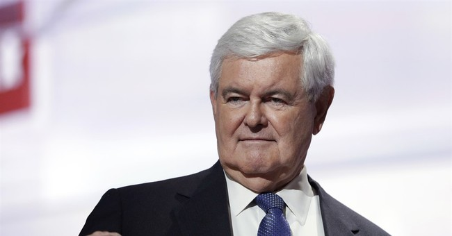 One-on-One Interview with Newt Gingrich (and that Megyn Kelly Interview)