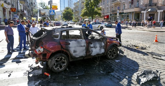 Journalist Critical of Putin Killed in Car Explosion