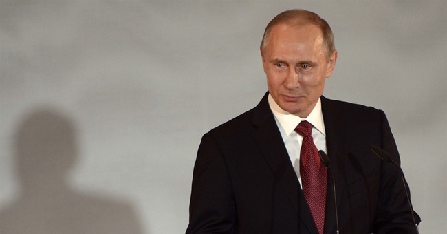 Will Putin Get a Pulitzer?