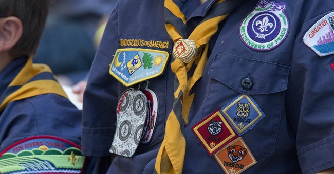 Cub Scouts Facing Transgender Crisis