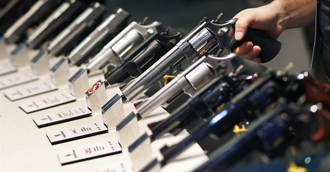 Shouldn't the Presidential Debate Ask About Guns We Already Have?