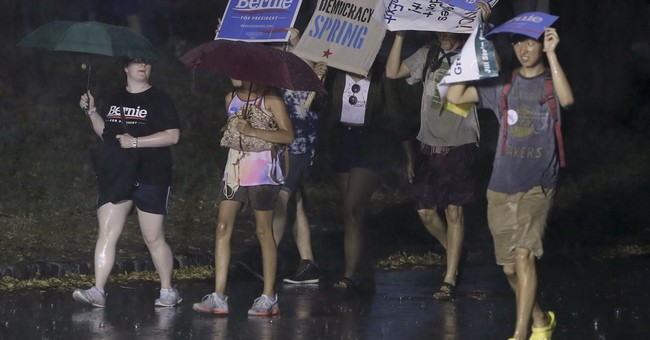 The Crucible: Journalists Endure 'Chaos' And Logistical Hell Navigating Through Democratic Convention