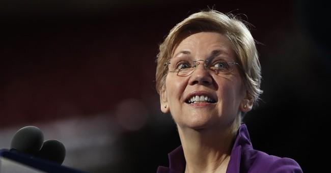The Ironic Line in Elizabeth Warren's Speech