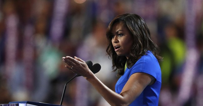 Michelle Obama's Powerful Statement at the Convention Should be a Clarion Call to the Mothers of America