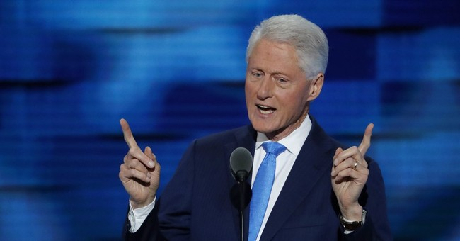 Lefties: Bill Clinton is Probably a Rapist But He's Still a Good Feminist, Okay?