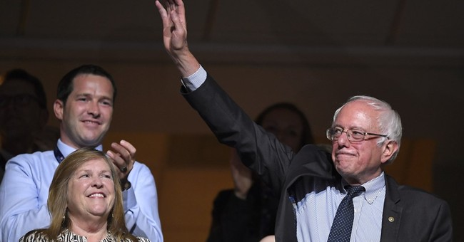 After The Dust Settles, Sanders Says He'll Return to The Senate As An Independent