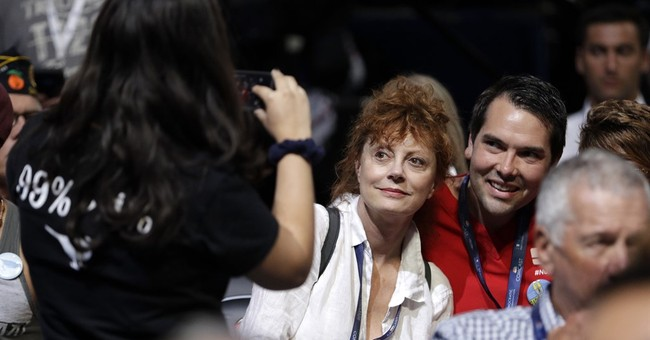 Why Susan Sarandon Has Been Dubbed the 'James Woods of the Left'
