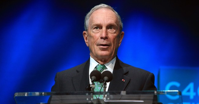 Bloomberg Spending $15 to $20 Million On Voter Registration Drive to Defeat Trump