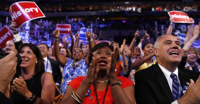 Democratic Delegate: Stop Shouting USA, 'That's A Trump Chant'