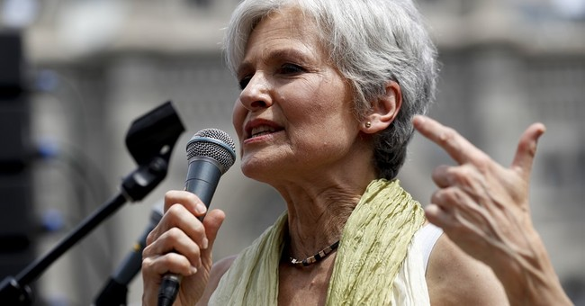 Jill Stein Delays A Rally After Flying To The Wrong City