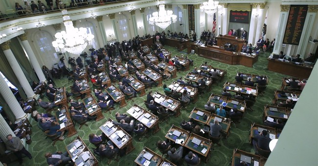 California Bubble Fully Formed: Democrats Have Supermajority in State Legislature