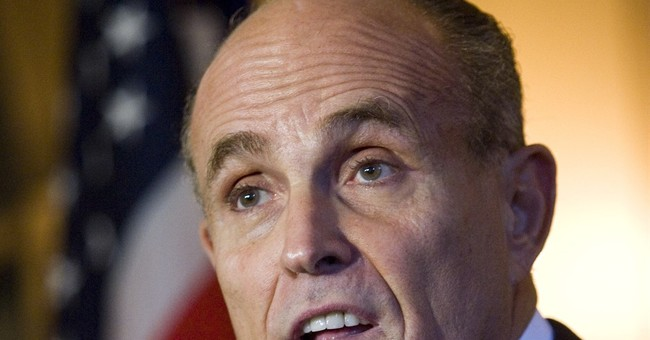 Giuliani Surmises Why Orlando Terrorist's Father Attended Hillary Rally