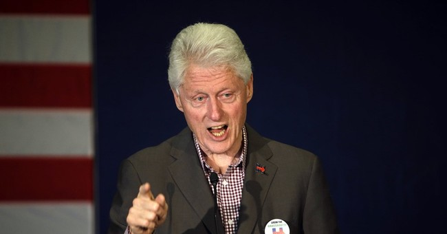 Bill Clinton: Stuck 2,000 Years in the Past on Coal