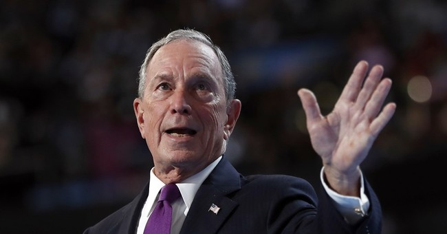 Michael Bloomberg Filing to Run for President