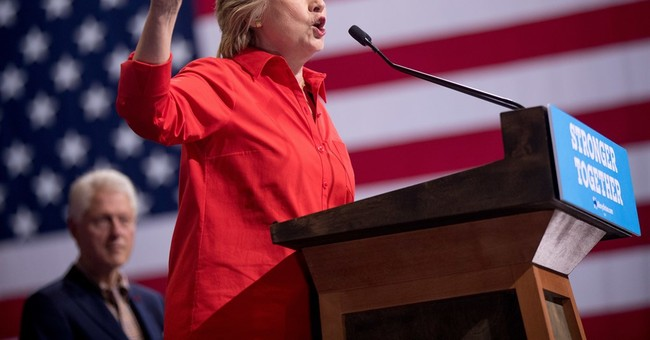 Clinton Gets a Post-Convention Bounce in New CBS Poll