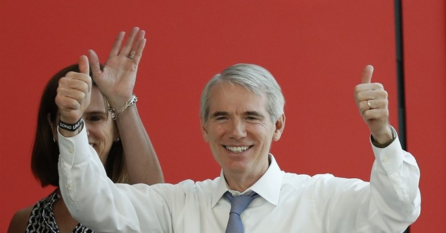 Rob Portman is Dominating in Ohio