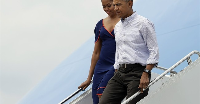 No, Barack Obama Isn't a Feminist -- He's a Self-Aggrandizing Tool