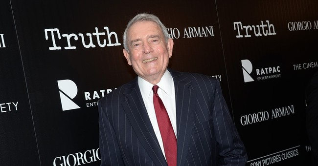 Seriously? 'Today' Show Brings on Dan Rather to Discuss...Made-up News Stories