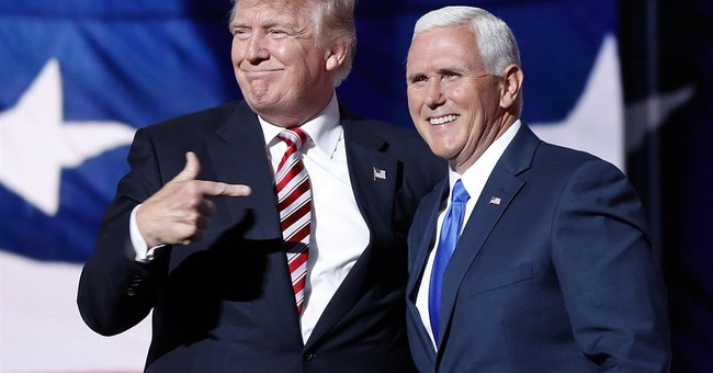 Pence: No, I'm Not Trump's 'Clean-up' Crew