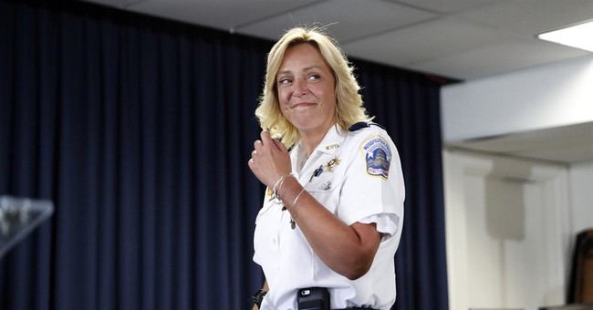 DC Police Chief Exits With Harsh Words for the City's Criminal Justice System