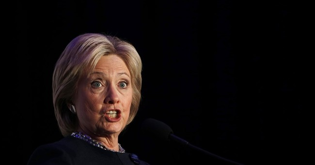 Pathetic: Hillary Blames Spiraling Email Scandal on 'Republicans And Their Allies'