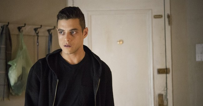 """Mr. Robot"" is a Television Show At Which I Love to Laugh"
