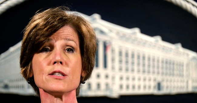 Popcorn: Acting Attorney General Fired By Trump Asked To Testify About Russia