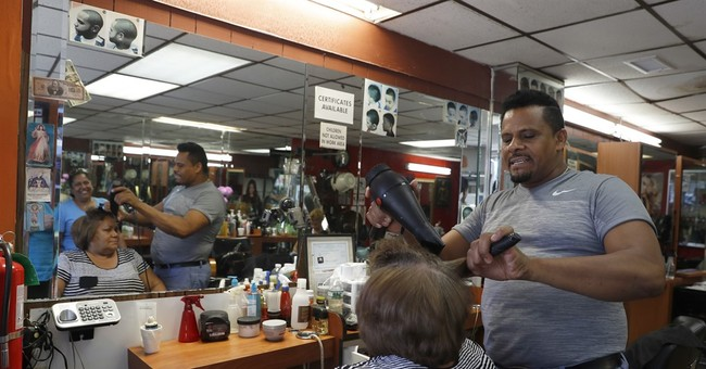 Salons And Barbershops Across America Are About To Show How Unnecessary This Lockdown Was