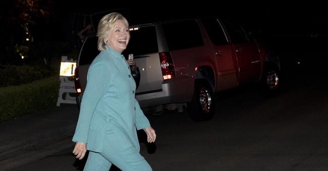 Media Bias II: Hillary's Health