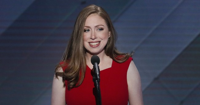 "Oh, Okay: Chelsea Clinton Is Writing A Picture Book Called ""She Persisted"""