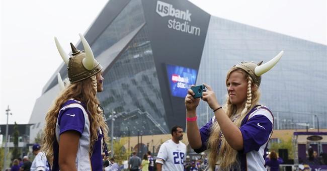 NFL Pigskins at the Public Trough