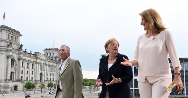 Merkel: The EU Must Not Refuse Muslim Migrants