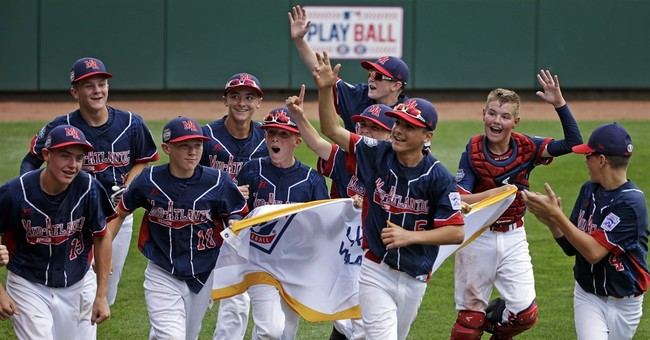 A Team From The United States Won The Little League World Series For The First Time In Five Years