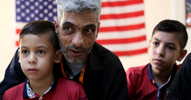 Coming To America: 10,000th Syrian Refugee Could Arrive This Week; UPDATE: This Afternoon